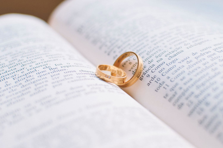 Bijbelteksten voor trouwkaarten - allerlei opties voor trouwteksten