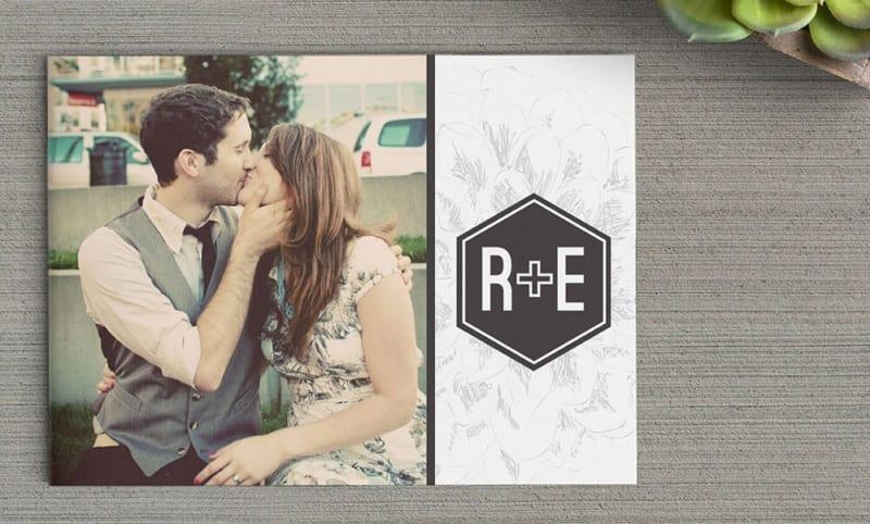 Trouwkaart foto tips - persoonlijke en romantische foto